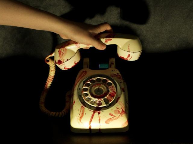 本当に怖い電話