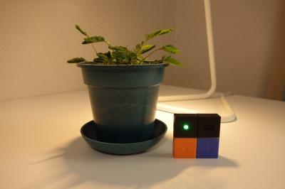 植物育成センサー