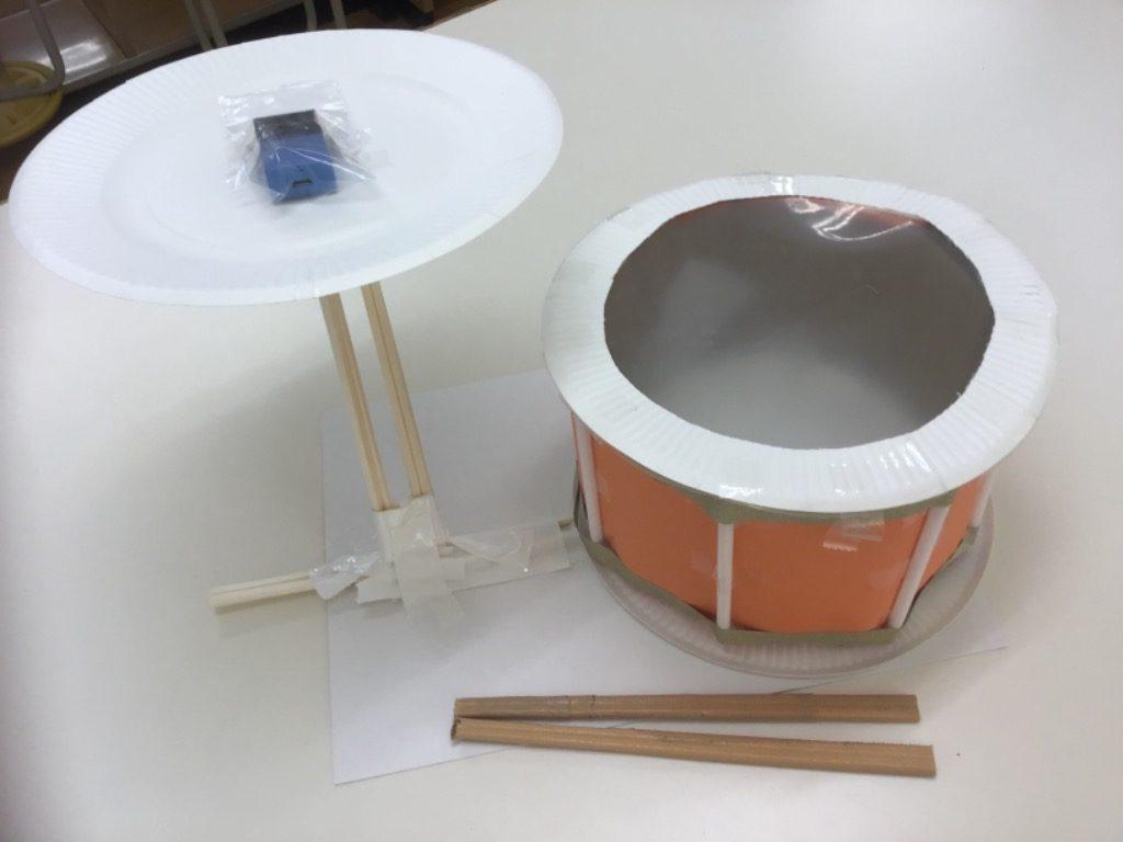 ドラム&シンバル