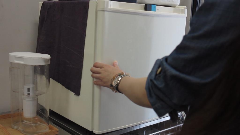 冷蔵庫の無駄な開け閉めを注意してくれるレシピ