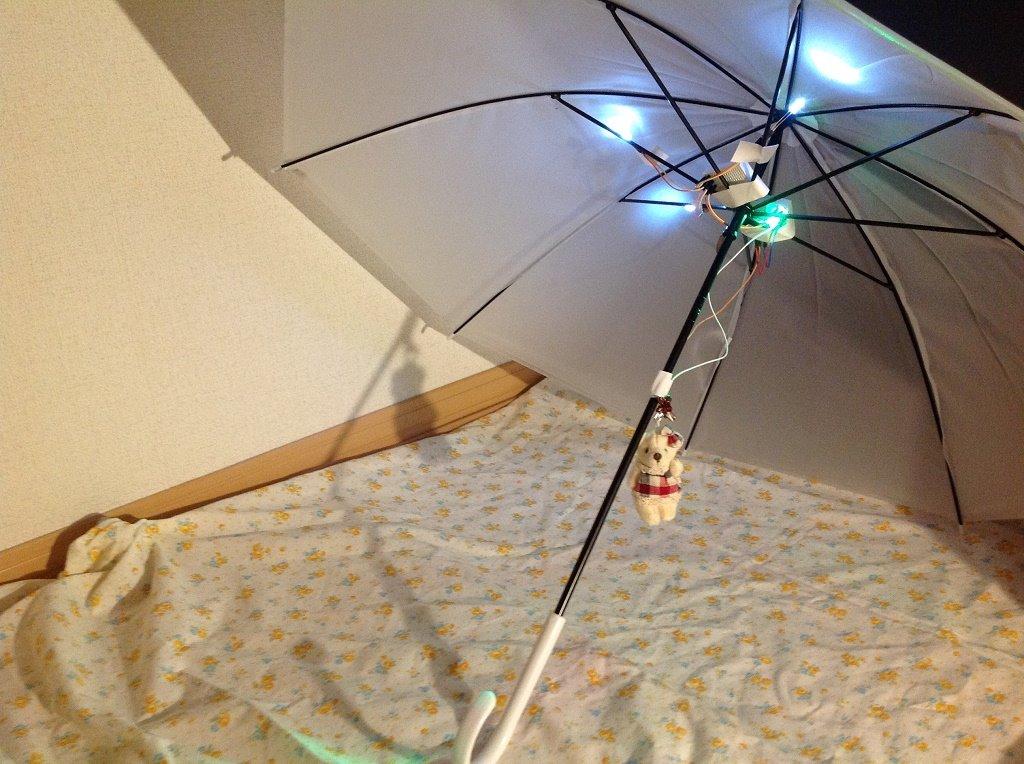 雨の日が楽しくなる傘