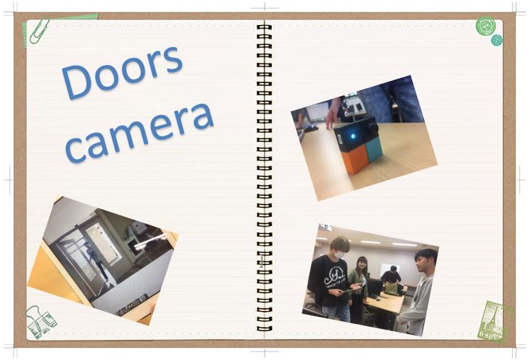 Doors camera