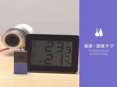温湿度×OLYMPUS AIR
